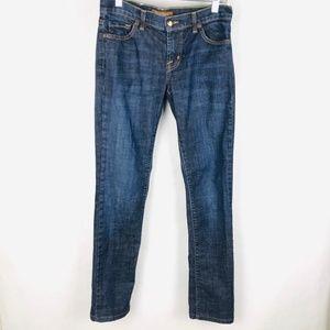 David Kahn Straight Leg Jeans